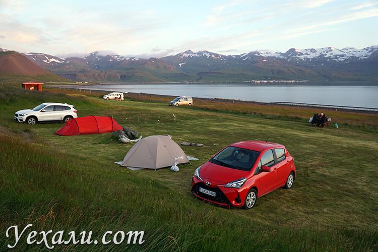К чему готовиться в Исландии, кемпинги