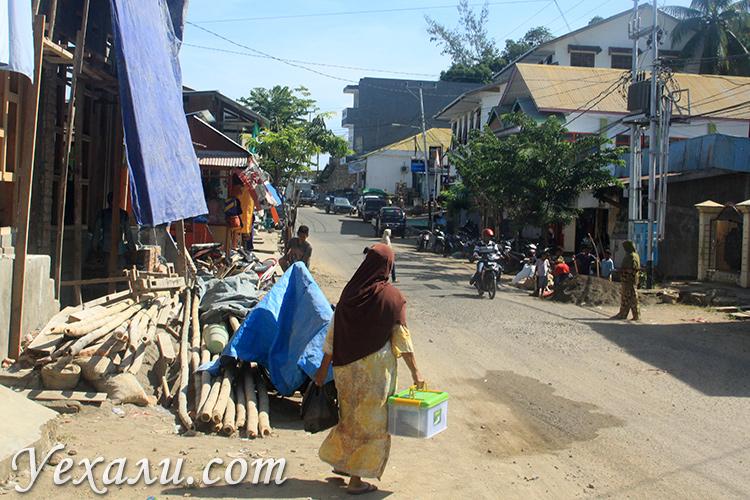 Лабуан Баджо, Индонезия, как живут люди