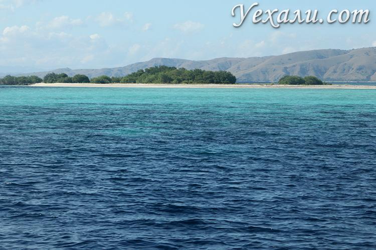 Острова национального парка Комодо