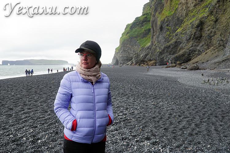 Какую одежду взять в Исландию для лета