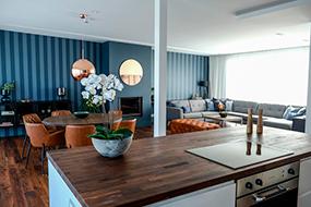 Отели Рейкьявика (Исландия) в центре города. B2 Apartments by ylma.