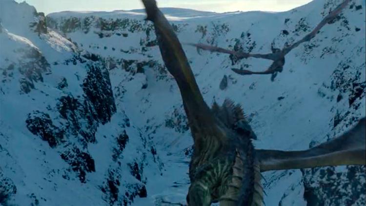 Где в Исландии снимали «Игру престолов».