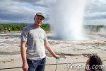 Фото-экскурсия по долине гейзеров в Исландии + видео извержения гейзера Строккур