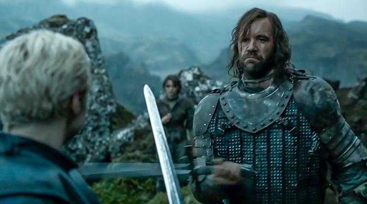 Где в Исландии снимали сериал Игра престолов.