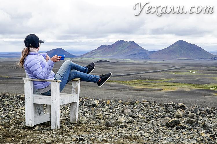 Дорожное движение в Исландии, советы водителям.