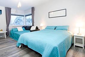 Лучшие недорогие отели Рейкьявика, Исландия. Nordurey Guesthouse.