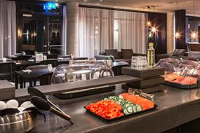 Лучшие отели Рейкьявика на Букинге. Skuggi Hotel.