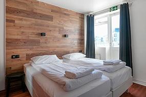 Отели Рейкьявика с собственной кухней. Stay Apartments Einholt.