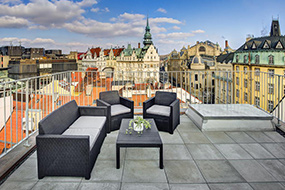 Апарт отели в центре Праги, Чехия. 4 Arts Suites.