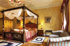 Отели в Малой Стране, Прага. Alchymist Grand Hotel and Spa.