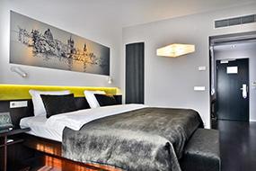 Отели Праги 2, Новый город, район Винограды. Ametyst Hotel Praha.
