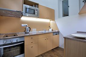 Апартаменты (отели с кухней) в Праге в центре города. Anyday Apartments.