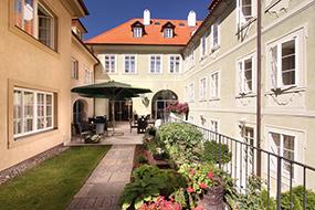 Отели Малой Страны, Прага. Appia Hotel Residences.