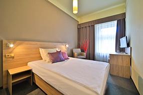 Недорогие отели в центре Праги. Atlantic Hotel.