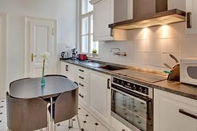 Недорогие отели в центре Праги. Charles Bridge Premium Apartments.