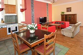 Апартаменты и отели Вацлавской площади в Праге. EA Hotel Apartments Wenceslas Square.