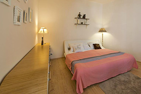 Недорогие отели в Праге: район Жижков. Eurowings Hotel.
