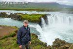 Водопад богов Годафосс в Исландии нас не впечатлил. Стоит ли к нему ехать?