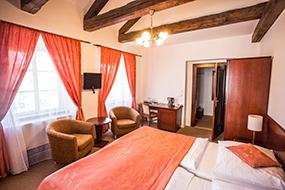Отели в Праге (Чехия) в центре города. Hotel Lippert.