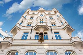 Апартаменты в Праге в центре города. MOOo Downtown.