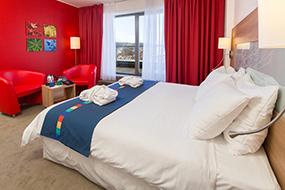 Отели района Вышеград в Праге. Park Inn Hotel Prague.