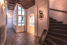 Отель в центре Праги дешево. Prague Boutique Residence.