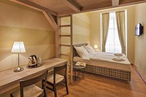 Хорошие недорогие отели в центре Праги. Residence Corto Old Town.