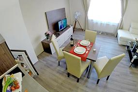 Апартаменты в центре Праги. Residence Spalena.