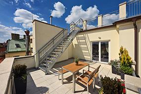 Апартаменты в Праге в центре города. Salvator Superior Apartments.