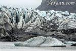 А ледник у вас грязный! Наши отзывы про национальный парк Скафтафетль в Исландии