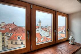 Отели в центре Праги. St. Havel Residence.