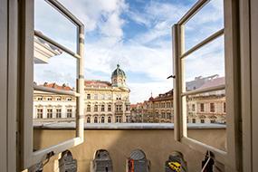 Отели Малой Страны, Прага. The Nicholas Hotel Residence.