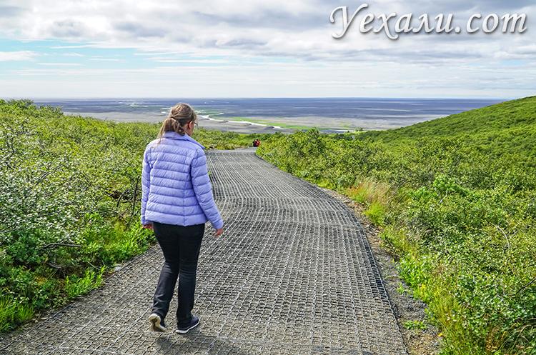 Национальный парк Скафтафетль, Исландия.