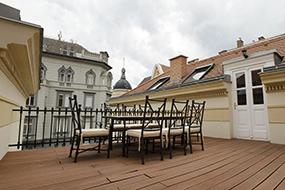 Апартаменты в Будапеште в центре. Ékszerdoboz A Budai Vár Alatt.