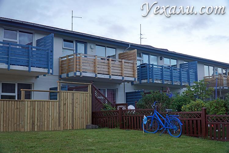 Фотографии многоквартирных домов в Исландии
