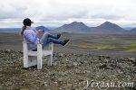 Исландия, день 7. Переезд с востока на север, грязные водопады и бурлящая земля