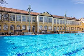 Отели Будапешта рядом с купальнями Лукач. Csaszar Hotel.