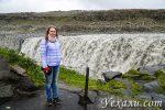 Водопад Деттифосс в Исландии – самый грязный и мокрый в Европе!