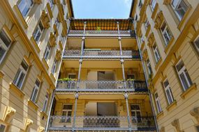 Апарт-отели Будапешта, Венгрия. Dohany Design Apartments.