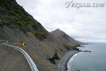 Красивые фото восточных фьордов Исландии