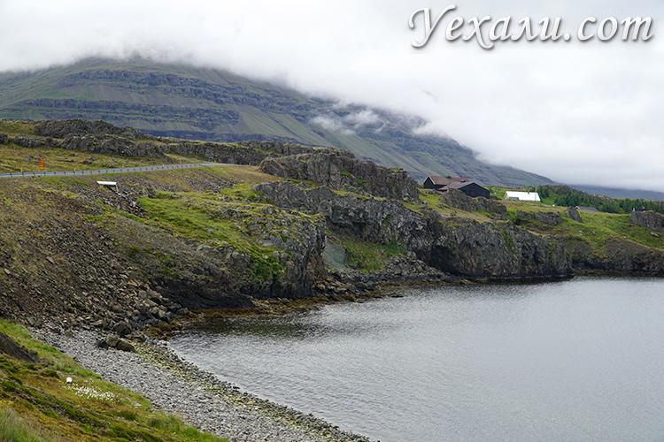 Фьорды Исландии, фото