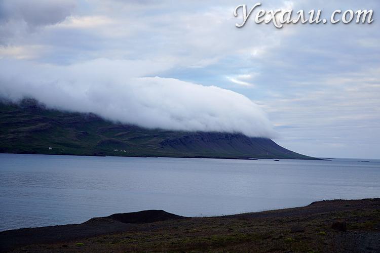 Красивые фьорды Исландии, фото