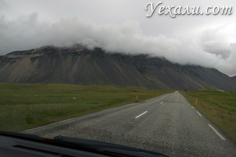 Фото красивых фьордов Исландии