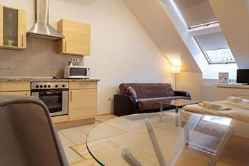 Недорогие апартаменты в Будапеште. Hotel Gozsdu Court.