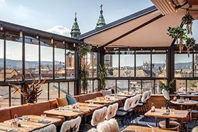 Лучшие отели в центре Будапешта. Hotel Rum Budapest.