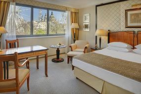 Лучшие отели в центре Будапешта 5 звезд. Kempinski Hotel Corvinus Budapest.