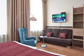 Отели в центре Будапешта. Lion Prémium Hotel.
