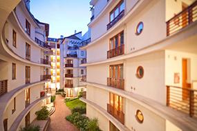 Отели в центре Будапешта. Lord Residence.
