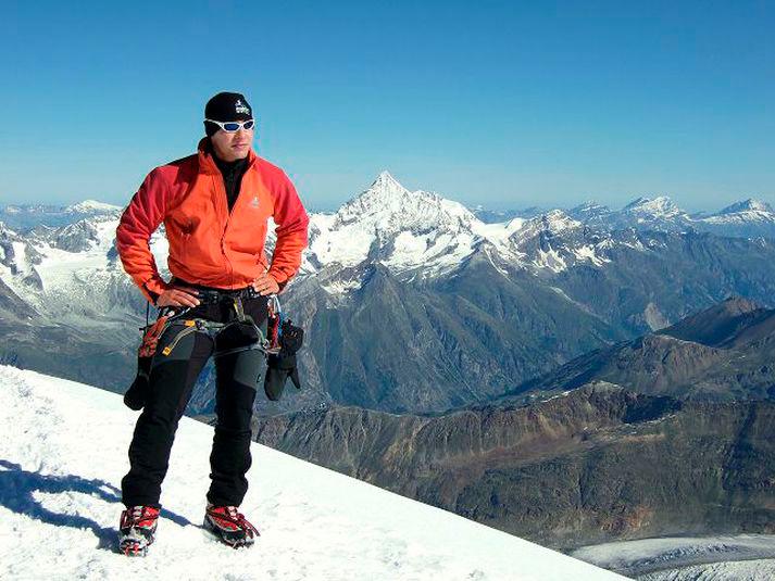 Погибшие туристы ледник Свинафелл
