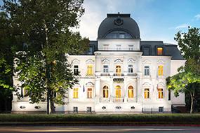 Отели Будапешта рядом с купальнями Сечени. Mirage Medic Hotel.